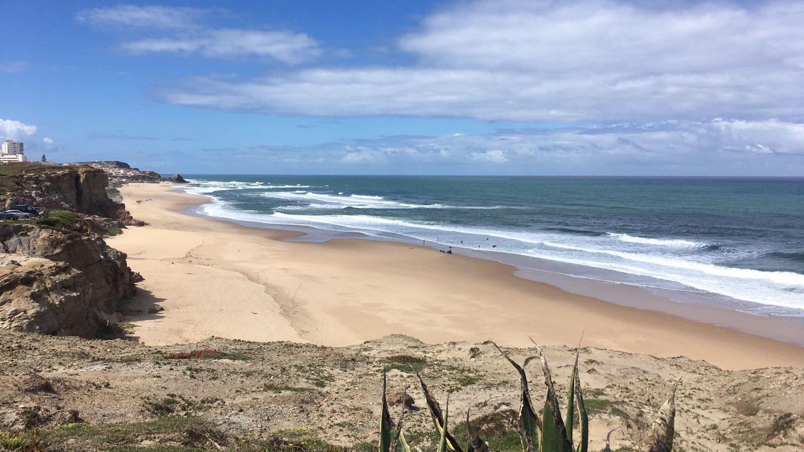 surfing portugal santa cruz surfhouse torres vedras